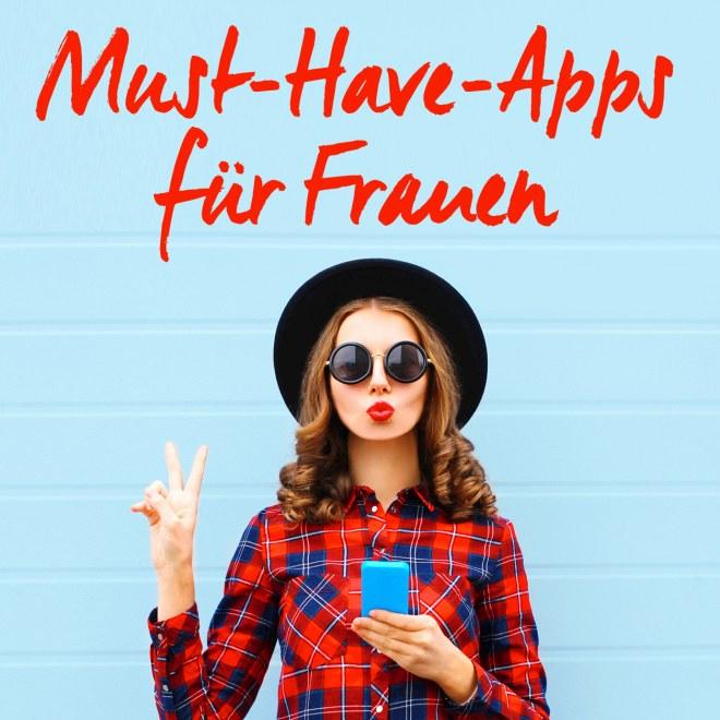 Die besten Apps für Frauen