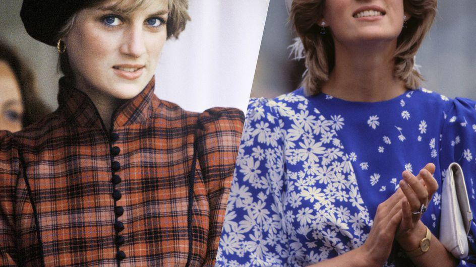 Lady Diana, princesse et icône de mode