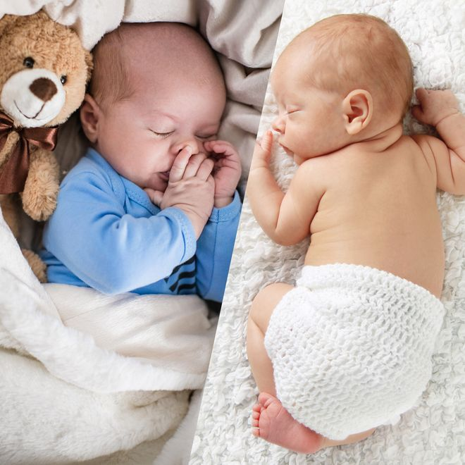 Ces adorables photos de nouveaux-nés vont vous faire craquer