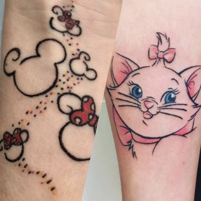 Disney Tattoo inspiration