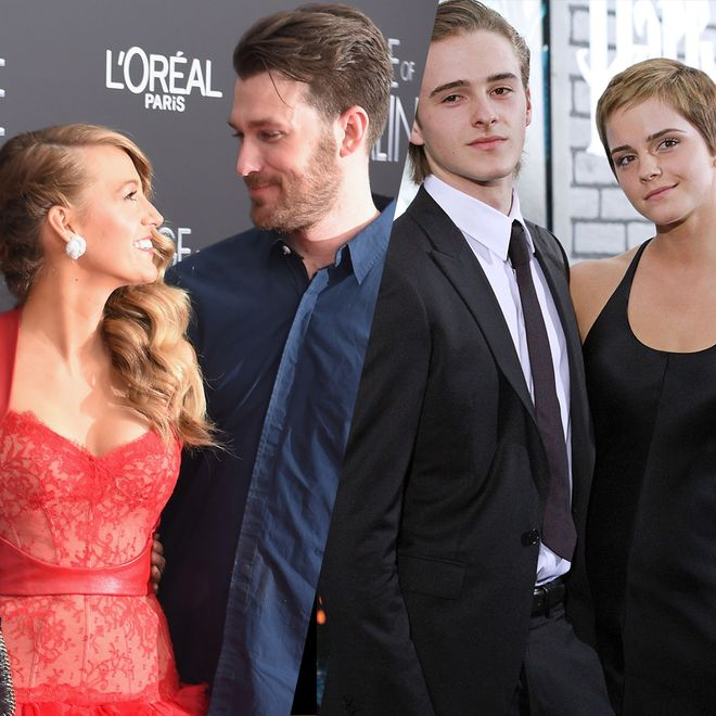 Famous siblings of the stars!