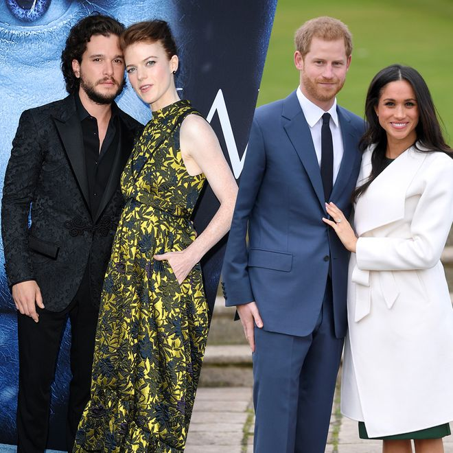 Les mariages de stars les plus attendu de l'année 2018