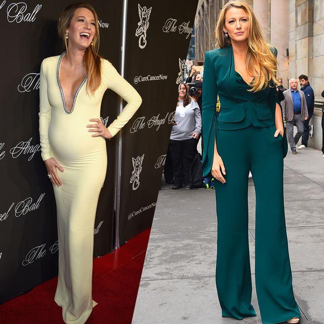 Ces mamans stars avant et après leur grossesse
