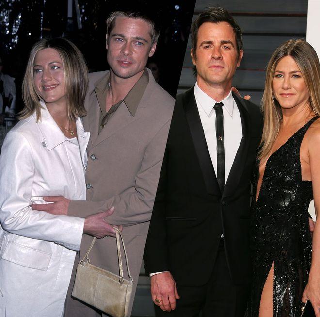 Jennifer Aniston : the men in her life