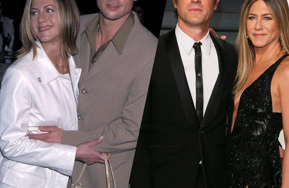 Jennifer Aniston's dating history