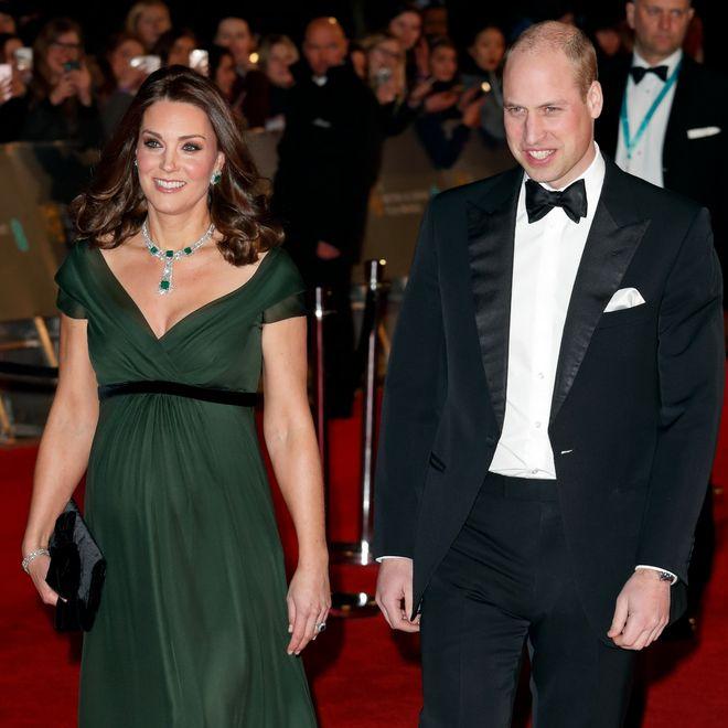 Die schönsten Looks von Kate Middleton und Prinz William