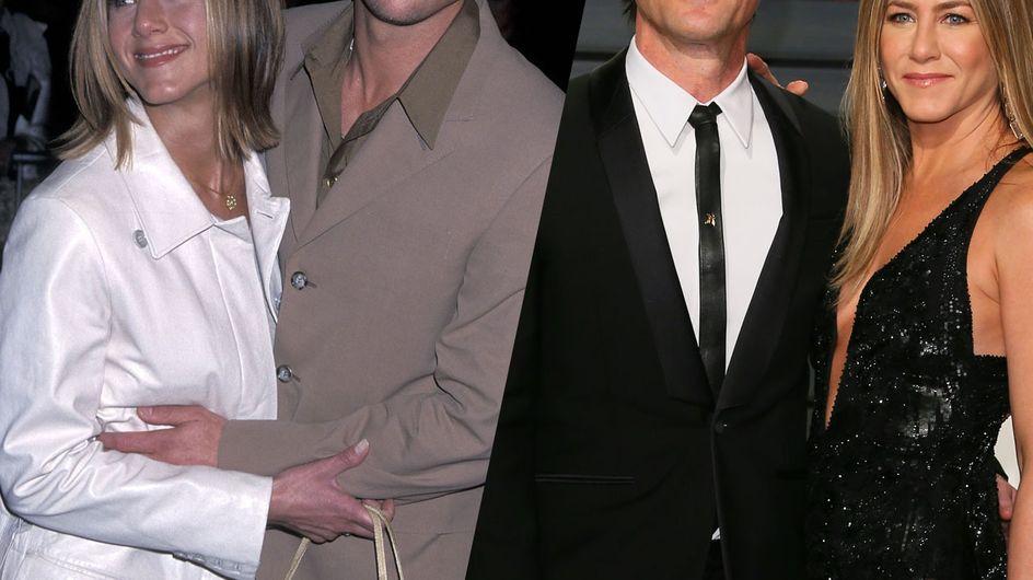 Von Brad Pitt bis Justin Theroux: Alle Ex-Lover von Jennifer Aniston