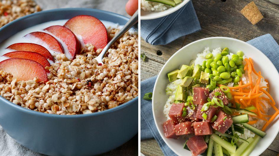 Le bowl : un concentré de vitalité