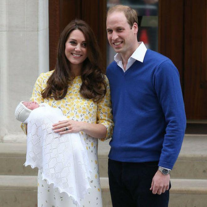 Princesa Charlotte: todas las fotos desde su nacimiento hasta hoy