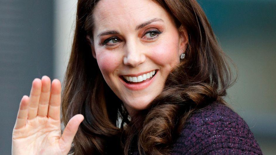 Los mejores peinados de Kate Middleton