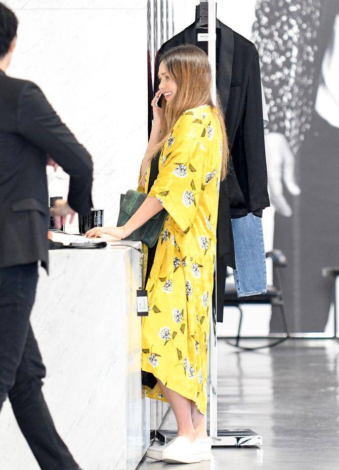 Vip che fanno shopping - Jessica Alba