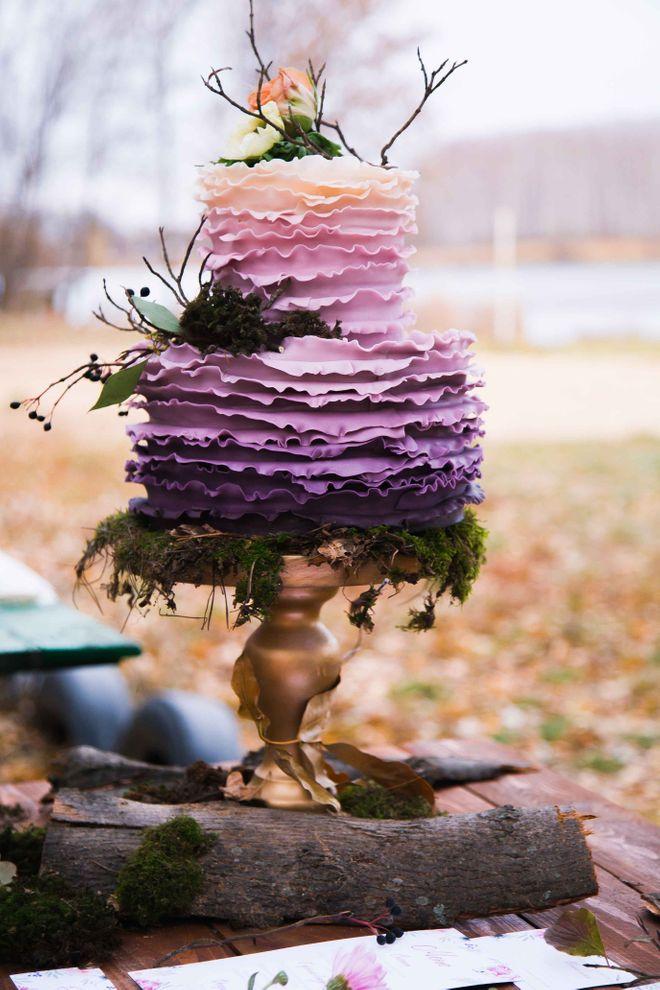 38 kreative Ideen für die schönste Hochzeitstorte