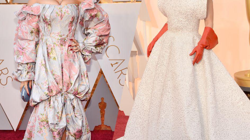 Retour sur les pires looks de l'histoire des Oscars
