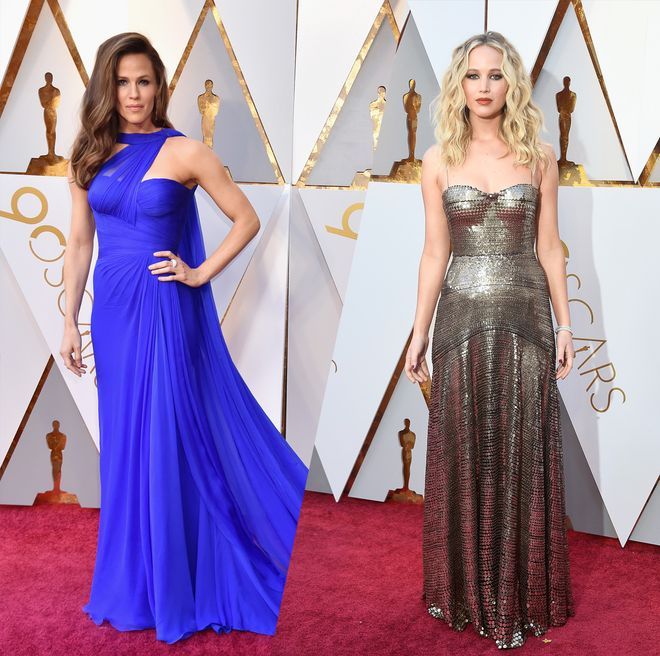 The best looks at the Oscars 2018