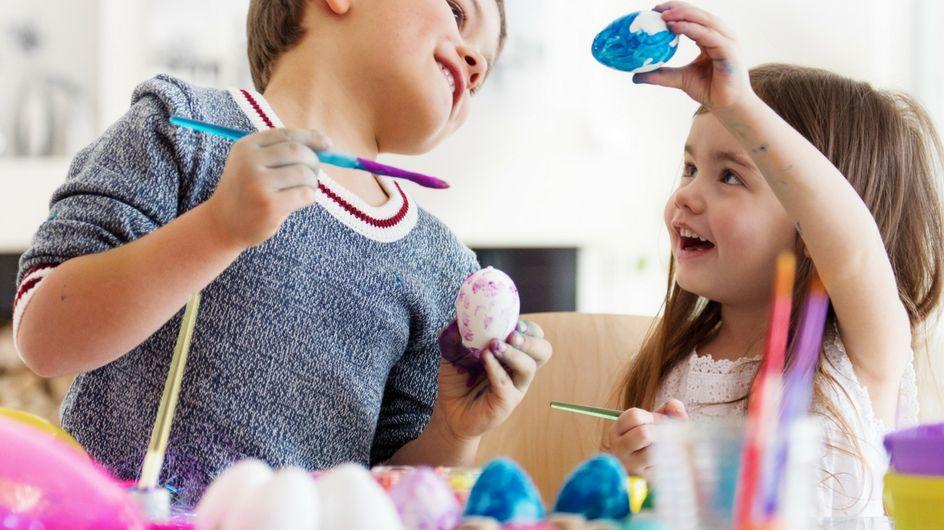 Lavoretti di Pasqua: le decorazioni pasquali da fare con i tuoi bambini!