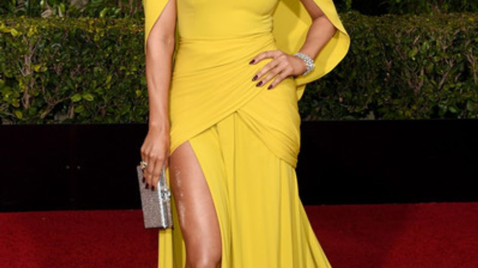 The most daring dresses worn at the Golden Globe Awards