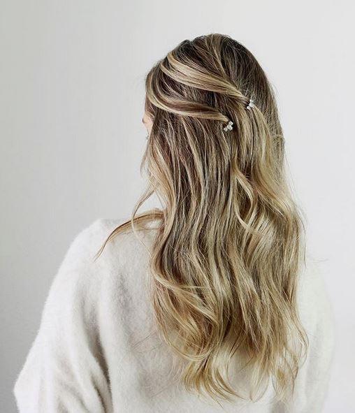 Machen selber haare offene frisuren Trachten Frisuren