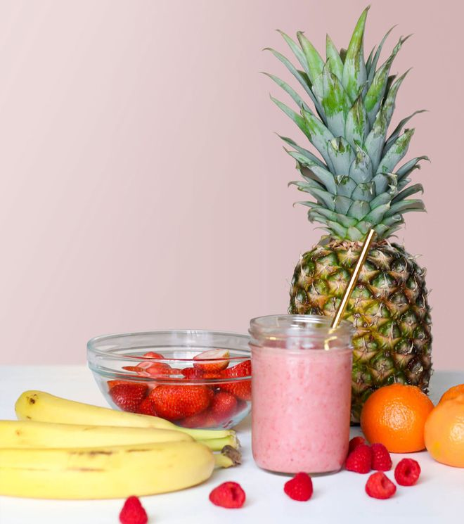 30 ideas de zumos y batidos saludables