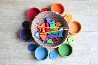 Les meilleures activités Montessori gratuites pour les maternelles