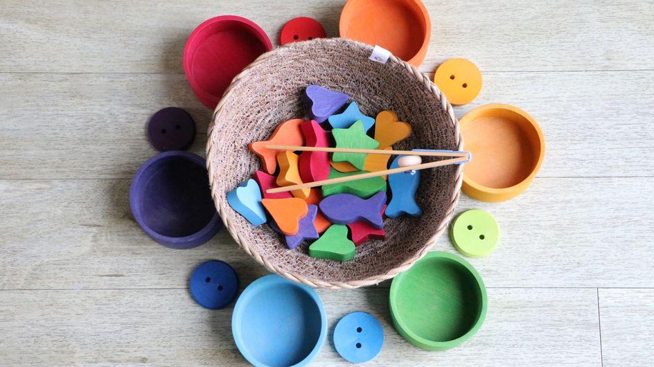 Les meilleures activités Montessori pour les 3 - 7 ans à faire à la maison