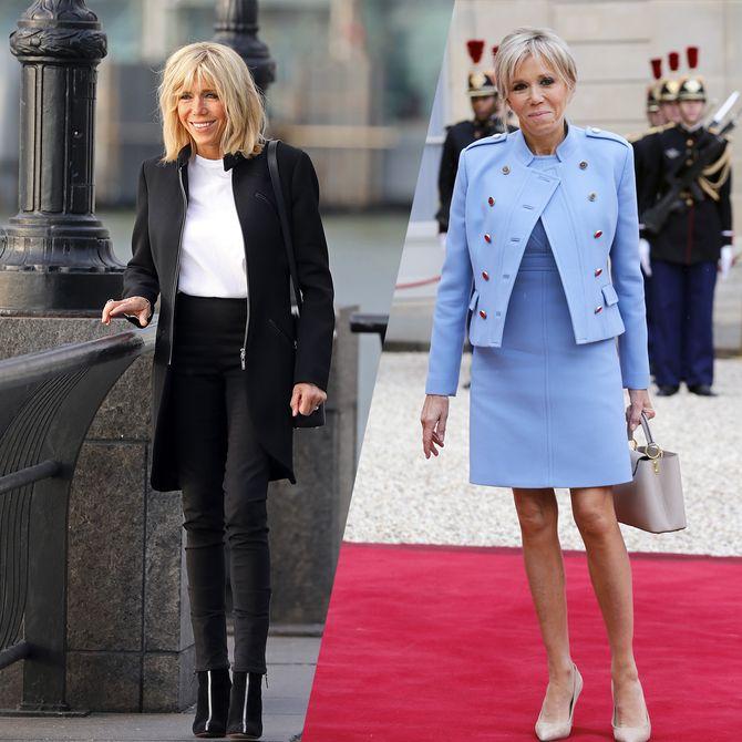 Brigitte Macron, les plus belles tenues de la Première Dame