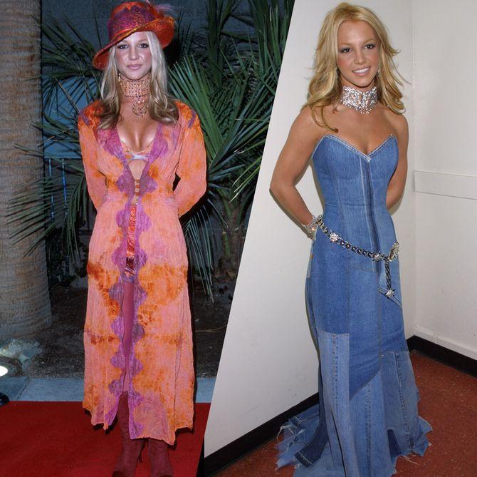 Britney Spears, les looks les plus emblématiques de la princesse de la pop