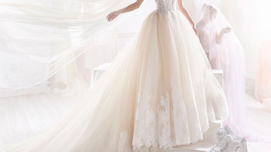 Brautkleider im Prinzessin-Stil: Schöner geht's nicht!