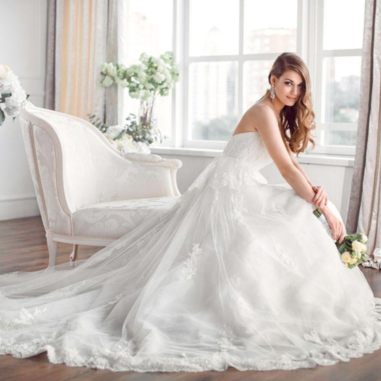 vestidos de novia primavera-verano 2018 : foto - enfemenino