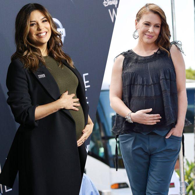 Ces stars qui sont devenues maman après 40 ans