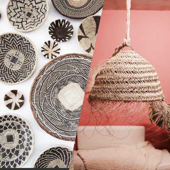 Les fibres naturelles : la tendance déco incontournable