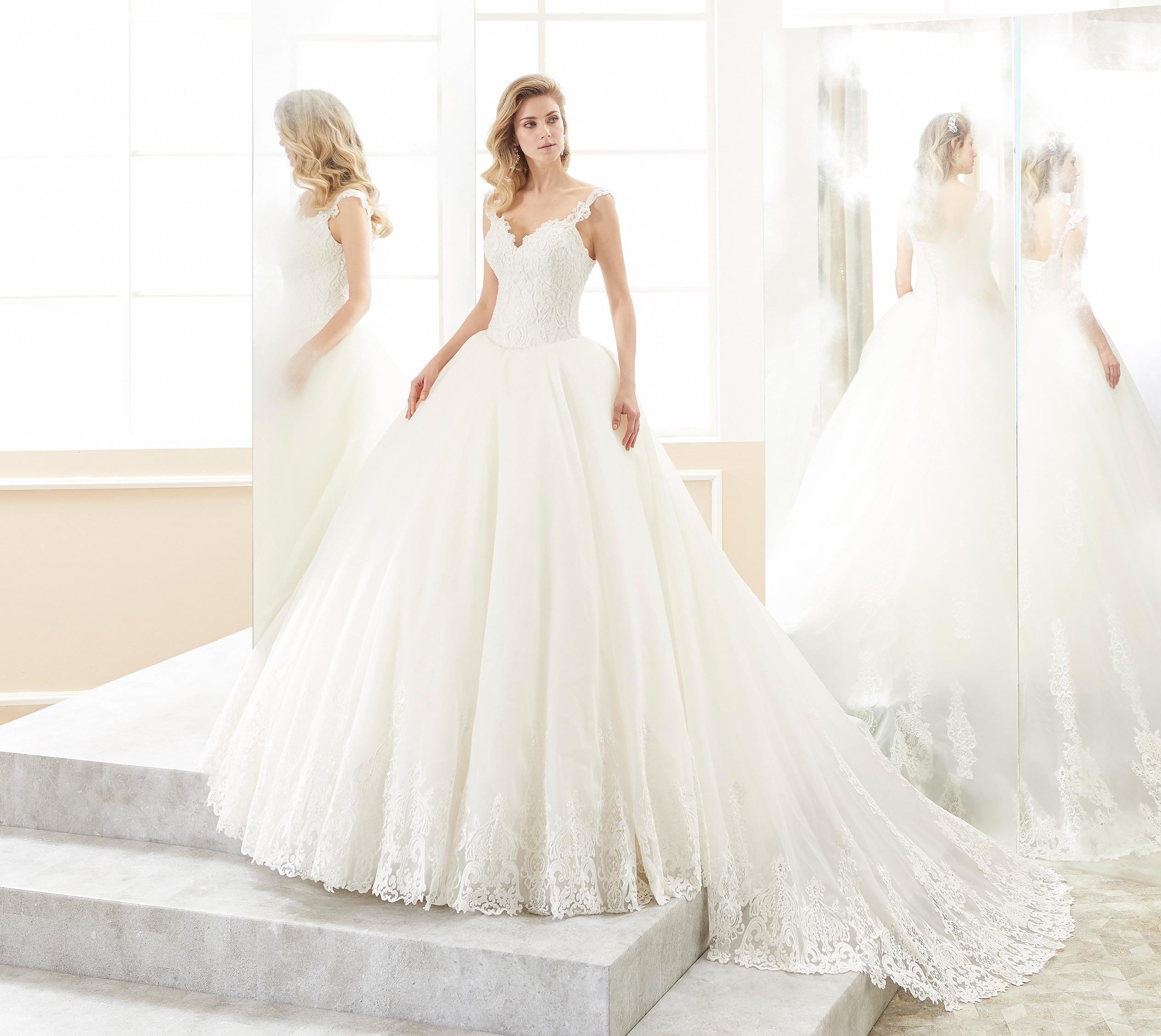 Mach Den Test Welches Prinzessinnen Brautkleid Ware Dein Favorit