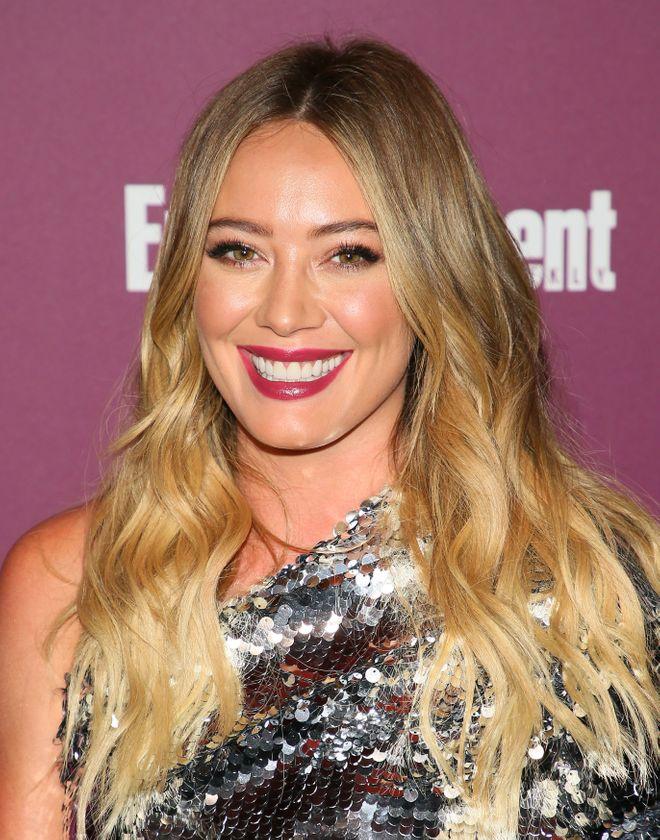 Le star dal sangue blu: tutti i vip che hanno origini nobili - Hilary Duff