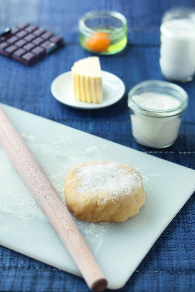 Etape 1 : la pâte