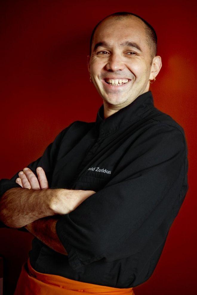 David Zuddas, chef inspiré