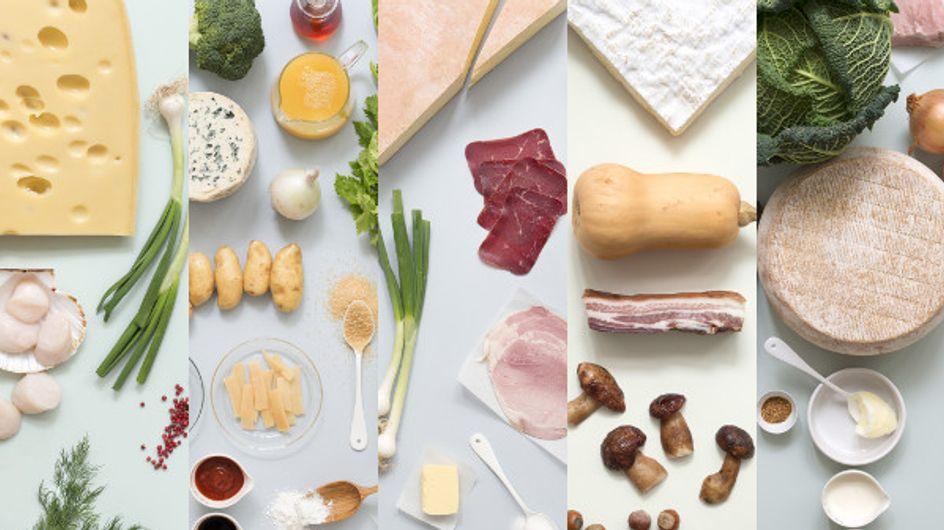 5 recettes de raclettes originales
