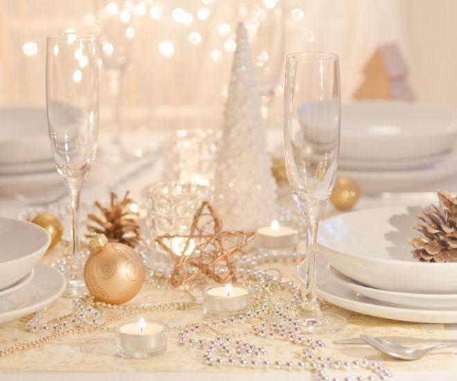 Des idées pour décorer sa table de Noël