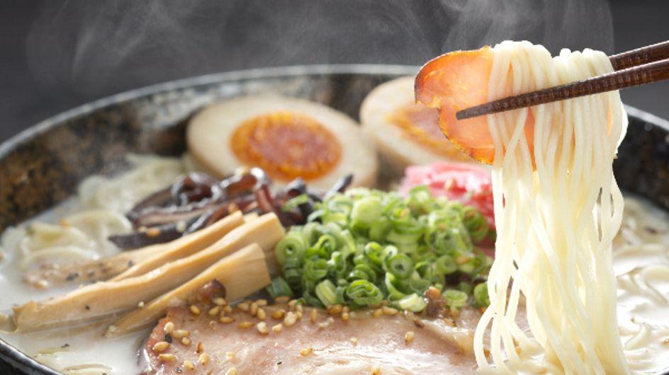 Nos recettes de ramen japonais