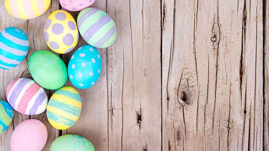 Décorez vos oeufs pour Pâques !