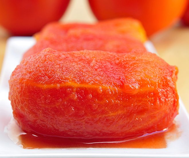 Les dessous de la tomate italienne