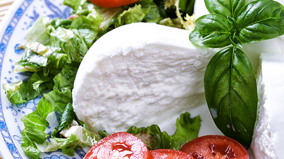Découvrez les secrets de la vraie Mozzarella di Bufala Campana