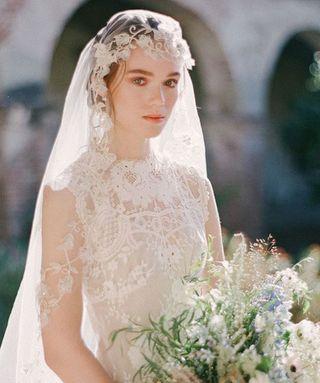 Die Schönsten Brautfrisuren Für Kurze Haare Fotoalbum Gofeminin