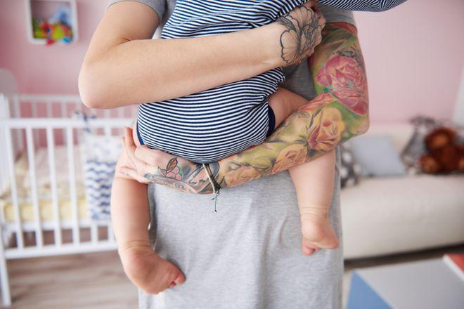 Tolle Tattoo-Ideen für Mamas