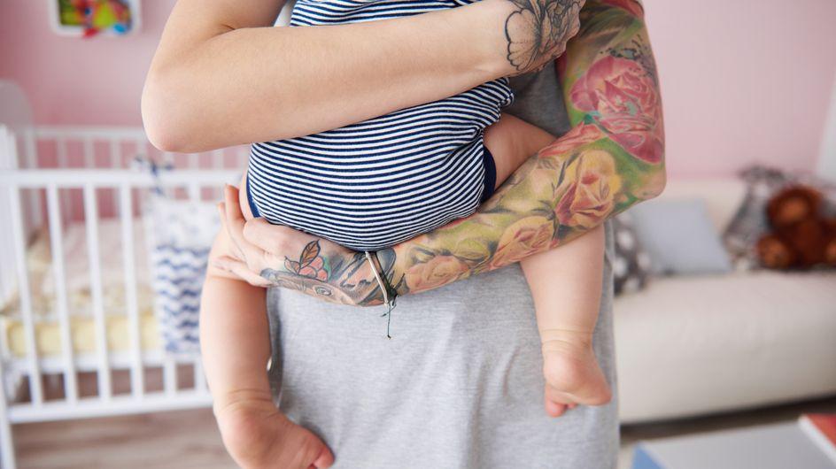 Für immer im Herzen: Die schönsten Tattoo-Ideen für Mamas
