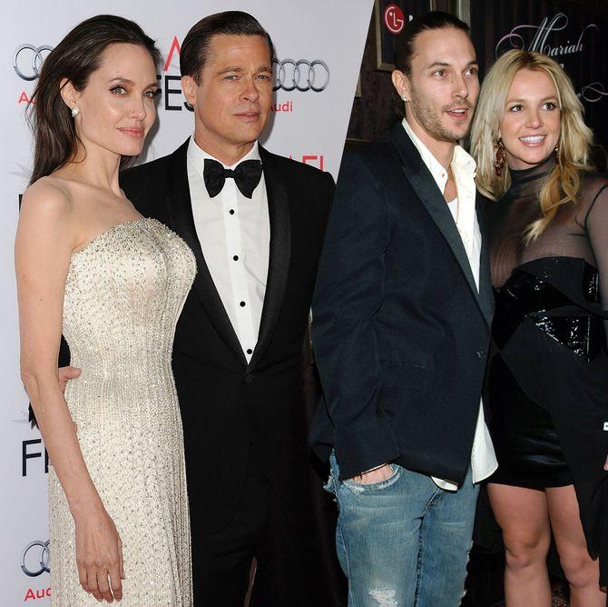 Ces couples de stars sont nés d'une trahison
