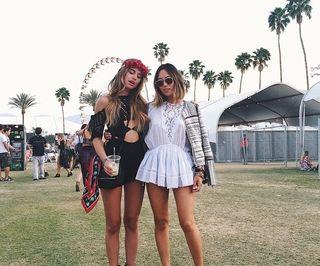 Los mejores loooks de celebrities que han pasado por Coachella
