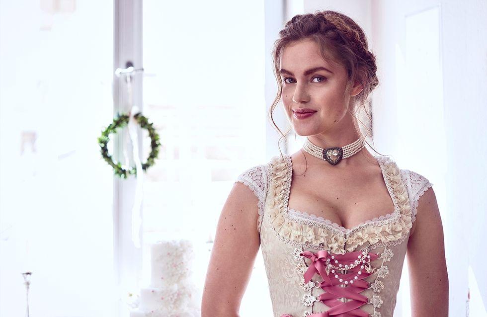 Von klassisch bis modern: Die schönsten Hochzeitsdirndl