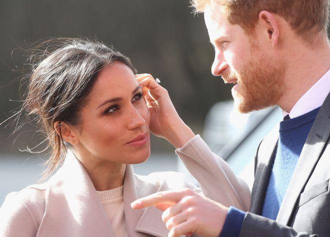 Die schönsten Bilder von Prinz Harry und Meghan Markle