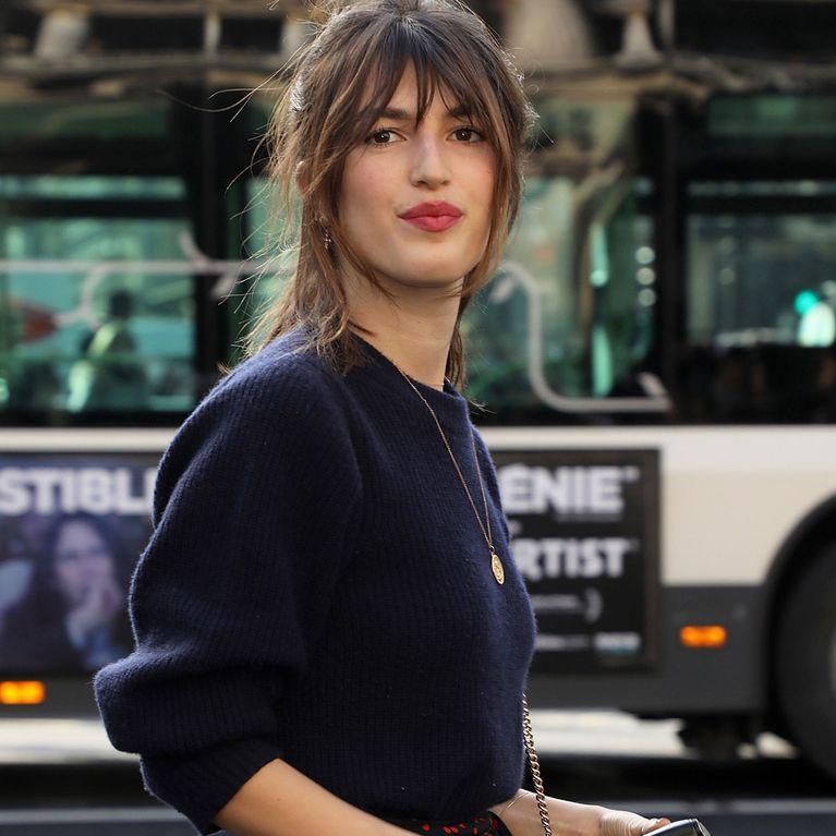 Tres Chic Der French Cut Ist Die Neue Trendfrisur Fotoalbum
