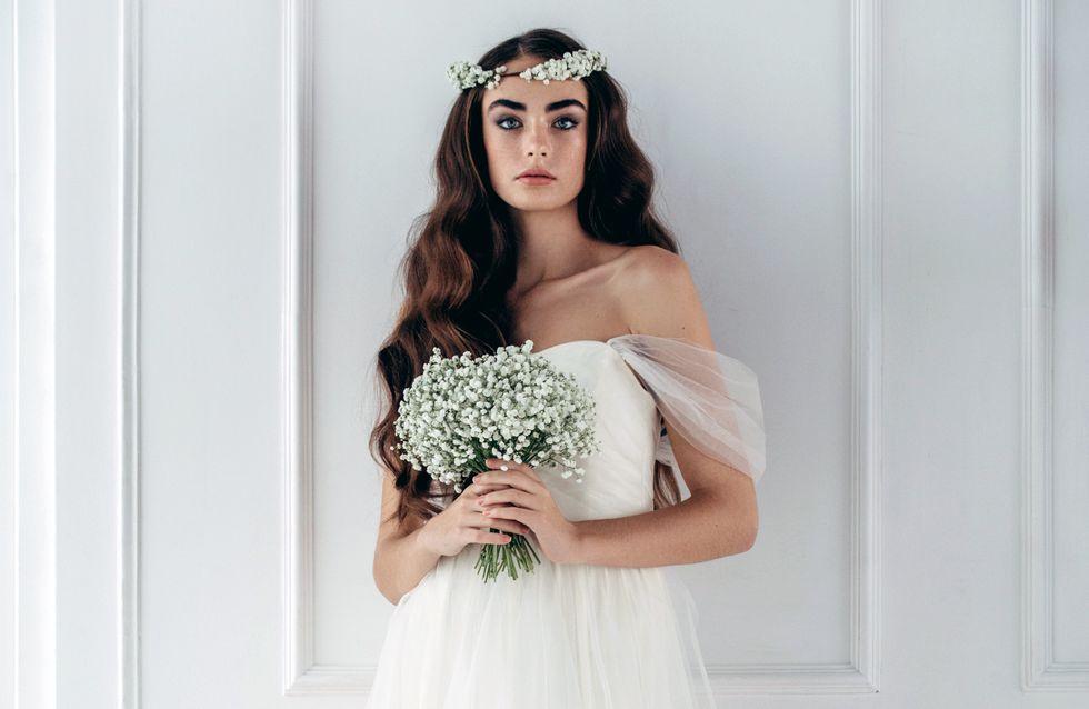Brautkleider mit A-Linie: Alle Trends und die schönsten Modelle 2018/2019