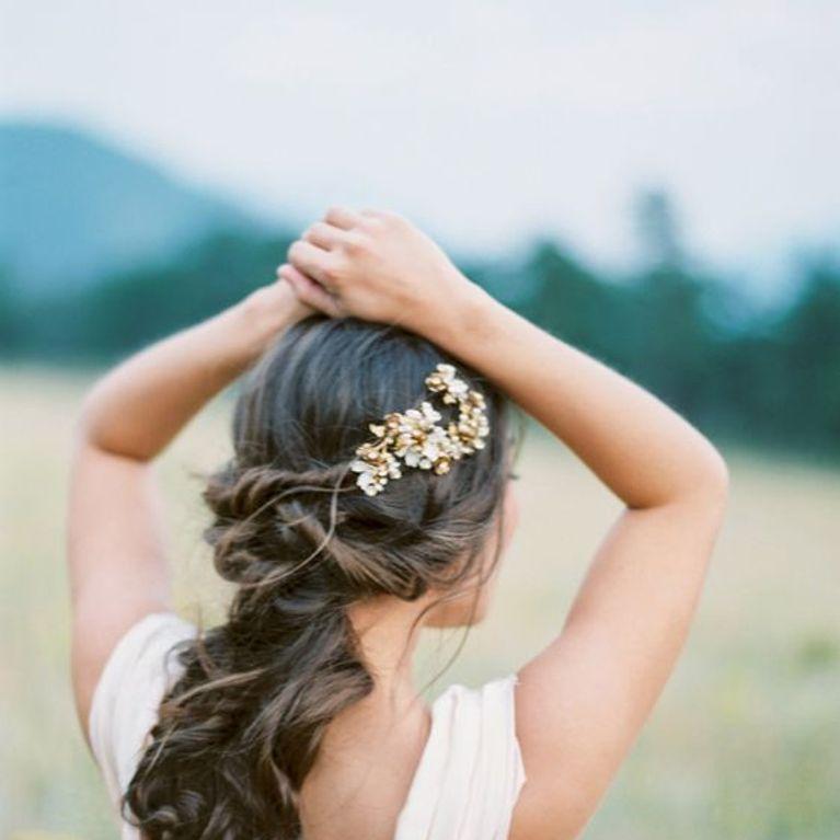 Peinados Para Madrinas Foto Enfemenino